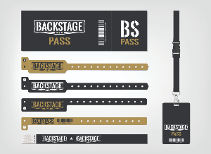 back stage pass-263